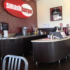 Photo taken at Smashburger by Matthew D. on 3/23/2012
