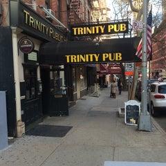 Photo taken at Trinity Pub by Michael M. on 4/16/2015