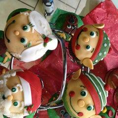 Photo taken at Cupcake Cutie Etc. by Clif M. on 12/26/2012
