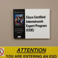 Photo taken at Cisco - Building C by Mike N. on 10/16/2012