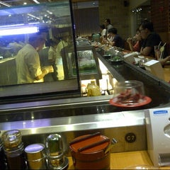 Photo taken at Sushi Tei by Deny L. on 2/16/2013