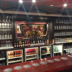 Photo taken at Brouwerij Timmermans by Christophe H. on 4/17/2015