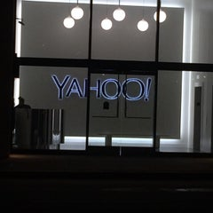 Photo taken at Yahoo! by David R. on 2/12/2015
