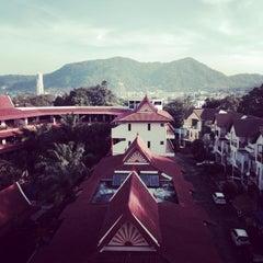 Photo taken at Baan Yuree Resort And Spa Phuket by Irene O. on 11/19/2013