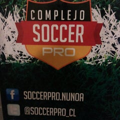 Photo taken at Soccer Pro by Carlos S. on 5/12/2013