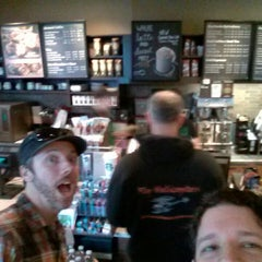 Photo taken at Starbucks by Mugsy on 1/13/2014
