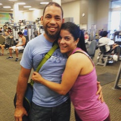 Photo taken at LA Fitness Signature Club by Danny G. on 6/24/2015