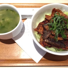 Photo taken at nana's green tea 東京スカイツリータウンソラマチ店 by Liz W. on 2/27/2015