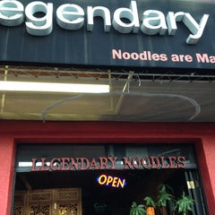 Photo taken at Legendary Noodle by VBL on 7/9/2013