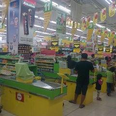 Photo taken at Giant Hypermarket by Vicky O. on 6/8/2014