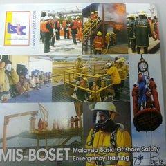 Photo taken at Terengganu Safety Training Centre(TSTC) by Mohdkamal A. on 12/22/2013