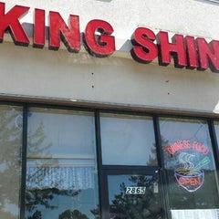 Photo taken at King Shing by Melissa P. on 9/12/2013