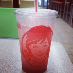 Photo taken at Wendy's by Timothy F. on 6/18/2014
