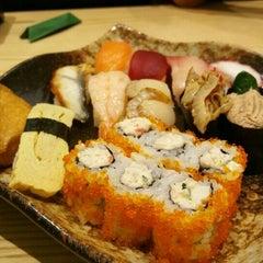 Photo taken at Sushi Tei by K T. on 5/9/2015