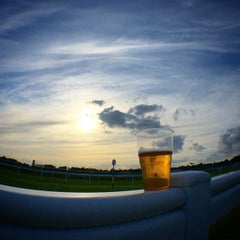 Photo taken at Lingfield Park Racecourse by rabin m. on 6/6/2015