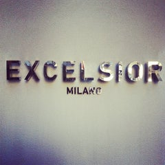 Photo taken at Excelsior Milano by Federico B. on 2/3/2013