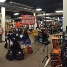 Photo taken at Guitar Center - Closed by Sergey Y. on 7/13/2013