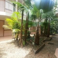 Photo taken at San Marino Hotel by Fernando C. on 5/29/2014