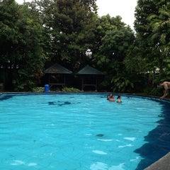 Photo taken at Hotel Winotosastro Garden by Angga S. on 8/11/2013