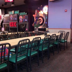 Photo taken at Chuck E. Cheese's by Tina V. on 7/12/2013