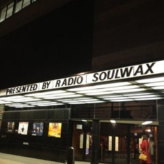 Photo taken at Curzon Mayfair Cinema by Ana B. on 11/24/2012