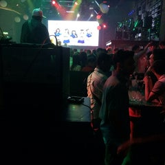 Photo taken at ROOM Music Club . Live Band by JiaTing S. on 7/26/2014