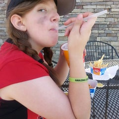 Photo taken at Dairy Queen by A. David V. on 6/7/2014