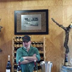 Photo taken at David Fulton Winery by Gina S. on 4/27/2014