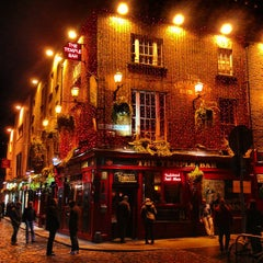 Photo taken at The Temple Bar by Miguel M. on 4/15/2013