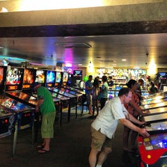 Photo taken at Pinballz Arcade by Wayne G. on 6/23/2013
