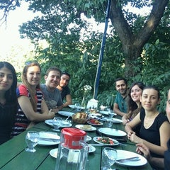 Photo taken at Kaplan Çam Restaurant by Çilem G. on 8/23/2015