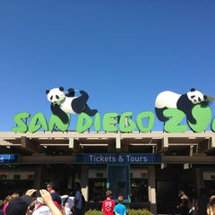 Photo taken at San Diego Zoo by Carlos on 7/17/2013
