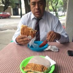 Photo taken at La Samaritana by Sergio C. on 6/22/2015
