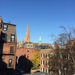 Photo taken at Beacon Hill by Christina C. on 11/25/2015