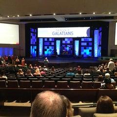 Photo taken at Pinelake Church by Benjamin E. on 7/28/2013
