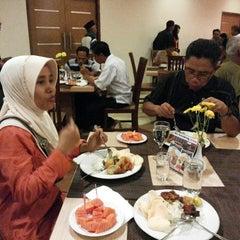 Photo taken at Abadi Hotel Jogja by Alfian M. on 8/27/2013