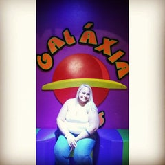 Photo taken at Galaxia Kids by Laís B. on 8/13/2015
