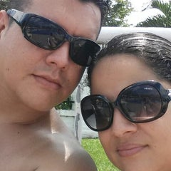 Photo taken at Tardes Calenas Acuaparque by July A. on 6/1/2014