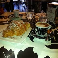 Photo taken at Chocolat by Emel C. on 2/28/2014