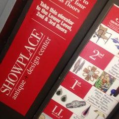 Photo taken at Showplace Antique + Design Center by Joseph D. on 5/13/2015