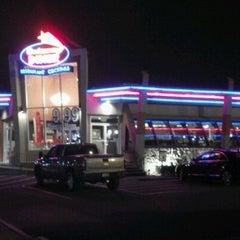 Photo taken at Gateway Diner by Matt C. on 12/1/2012