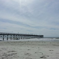 Photo taken at Sunset Beach by Mariel S. on 4/13/2013