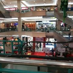 Photo taken at Mega Mall by Cynthia C. on 7/16/2013
