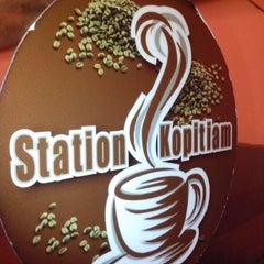 Photo taken at Station Kopitiam by Jason C. on 7/21/2013