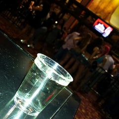Photo taken at Jim Beam's Wild West Bar by Angela S. on 4/27/2014