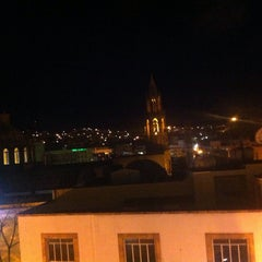 Photo taken at Zacatecas by Abril M. on 11/14/2015