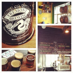 Photo taken at Fremont Brewing Company by Anna Lauren on 3/24/2013