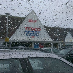 Photo taken at Tesco Extra by Mark P. on 7/30/2013