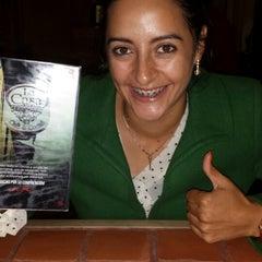 Photo taken at Cafe La Casa by Clara M. on 9/13/2014