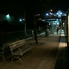 Photo taken at TriMet NE 60th Ave MAX Station by Tom W. on 8/24/2013